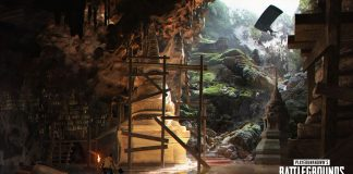 Caverna PUBG