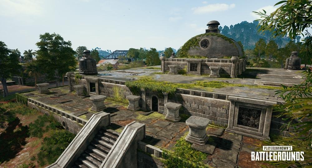 Ruinas Sanhok