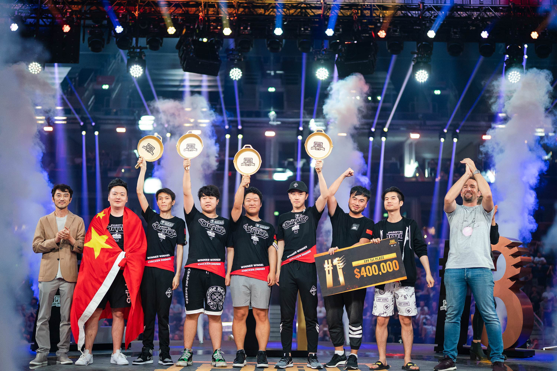 PGI 2018 - Vencedores